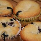 Blueberry Muffins by kkphoto1