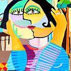 Smoking by Ana Johnson