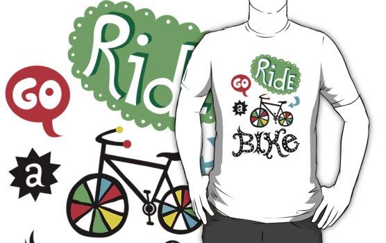 Go Ride a Bike   by Andi Bird