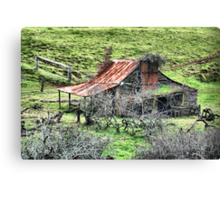 Cundinup Homestead close up Canvas Print