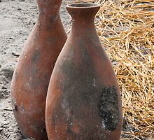 Lombok Pottery by Werner Padarin