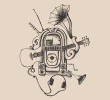 The Music Machine by LeighAth