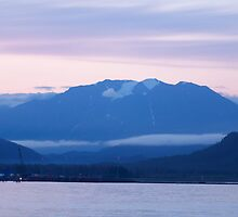Seward, Alaska by Dandelion Dilluvio