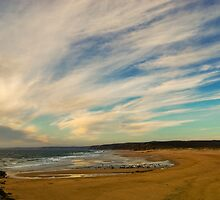 Praia Bordeira  by F. J. Márquez