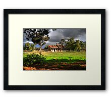Renovators Delight Framed Print