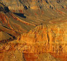 Grand Canyon #10 by Paul Gilbert