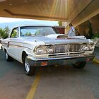 1963 Ford Fairlane 500 Sports Coupe by Gregory Ewanowich