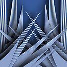 the blue target by dominiquelandau