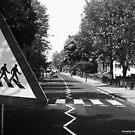 Crossing Abbey Road by Reece Ward
