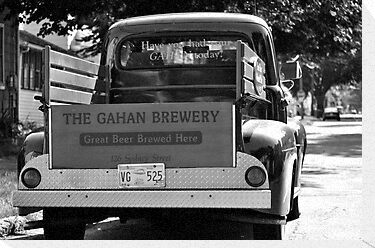 THE GAHAN BREWERY '52 FORD by Craig B