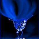 Blue Glass by Katy Breen
