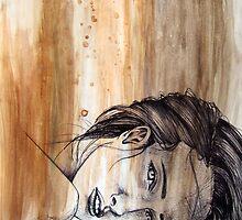 Lay Down by JoanOfArt