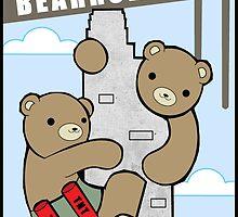 Bearrorists by Sam Chapman