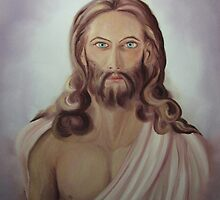 Jesus of Nazareth        by Jeffee by JeffeeArt4u