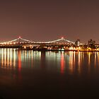 TRIBOROUGH BRIDGE, NYC by elatan