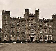 Gormanston Castle. County Meath. by Finbarr Reilly