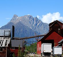 Kennecott Mine by Joy & Rob Penney