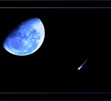 Once in a Blue moon by R-evolution GFX