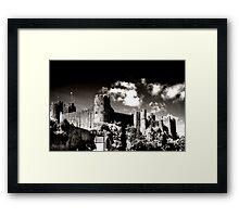 Pembroke Castle Framed Print