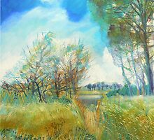 Fields and Trees by Richard Sunderland