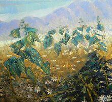 Nettles by Richard Sunderland