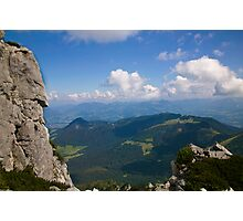 The Eagle's Nest Photographic Print
