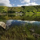 Watendlath Tarn by eddiej
