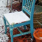 cold seat by Tracey Hampton