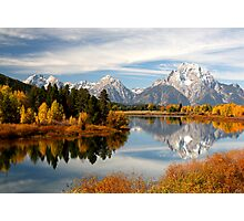 Oxbow Bend Photographic Print