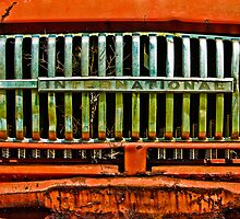 International Truck by Dennis Baker