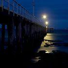Waiting For Sunrise by Wayne Harris