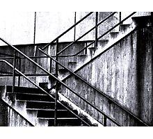 Charcoal Photographic Print