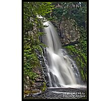 Free Falling Photographic Print
