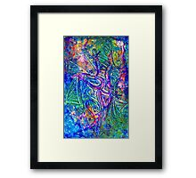 Just Dancing Framed Print