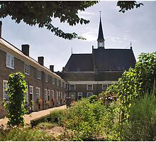 Once again: Beguinage Breda by Adri  Padmos