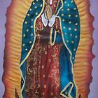 Our Lady of Guadalupe by MadBrushArt