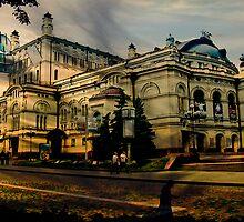 Kiev Opera by LudaNayvelt