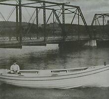 Motor-Boat by L J Fraser