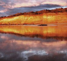 """Morning Light"",Anglesea,Great Ocean Road,Australia. by Darryl Fowler"