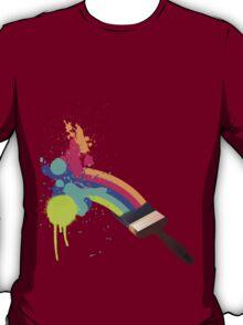 paint a rainbow T-Shirt