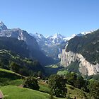 Lauterbrunnen Valley by mjdennison