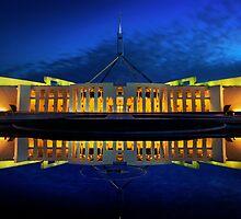 Parliament House  by DaveBassett