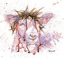 Behold the Lamb by Marsha Elliott