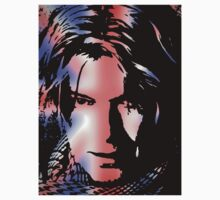 David Bowie No1 T Shirt Best of British by kmercury