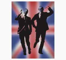 Morecambe & Wise T Shirt Best of British by kmercury