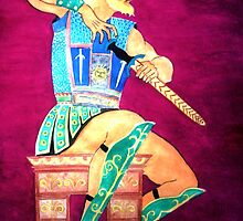 The rage of Achilles by Edmond  Themeli