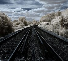 Parallel Lines (IR) by Pepperkayn
