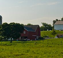 Breakaway Farm by ericseyes