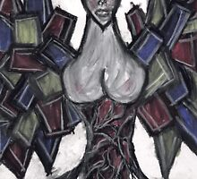Phase of the root queen by LordMasque