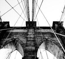 Brooklyn Bridge by AriseShine